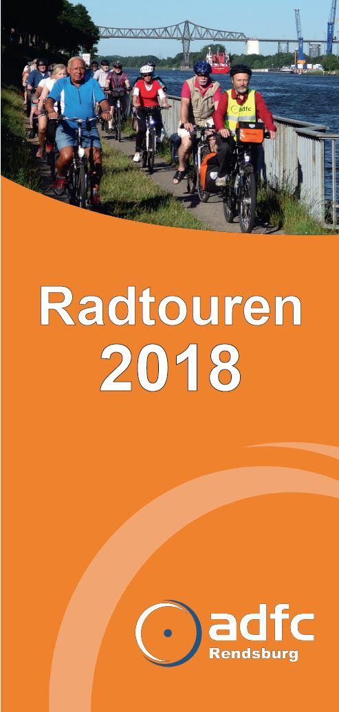Tourenprogramm 2018
